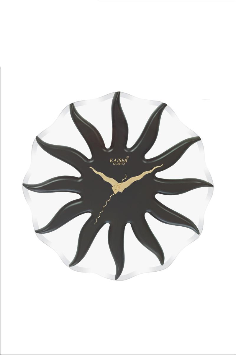 Glass Premium Clocks Samay Quartz Dealers In Wall