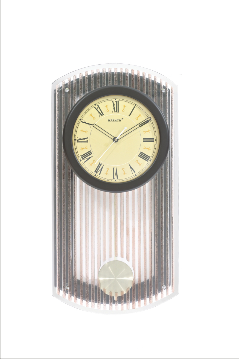 Glass Premium Clocks Samay Quartz Dealers In Wall