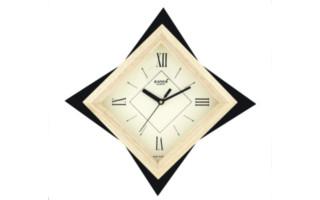 Wooden Deluxe Clocks Samay Quartz Dealers In Wall