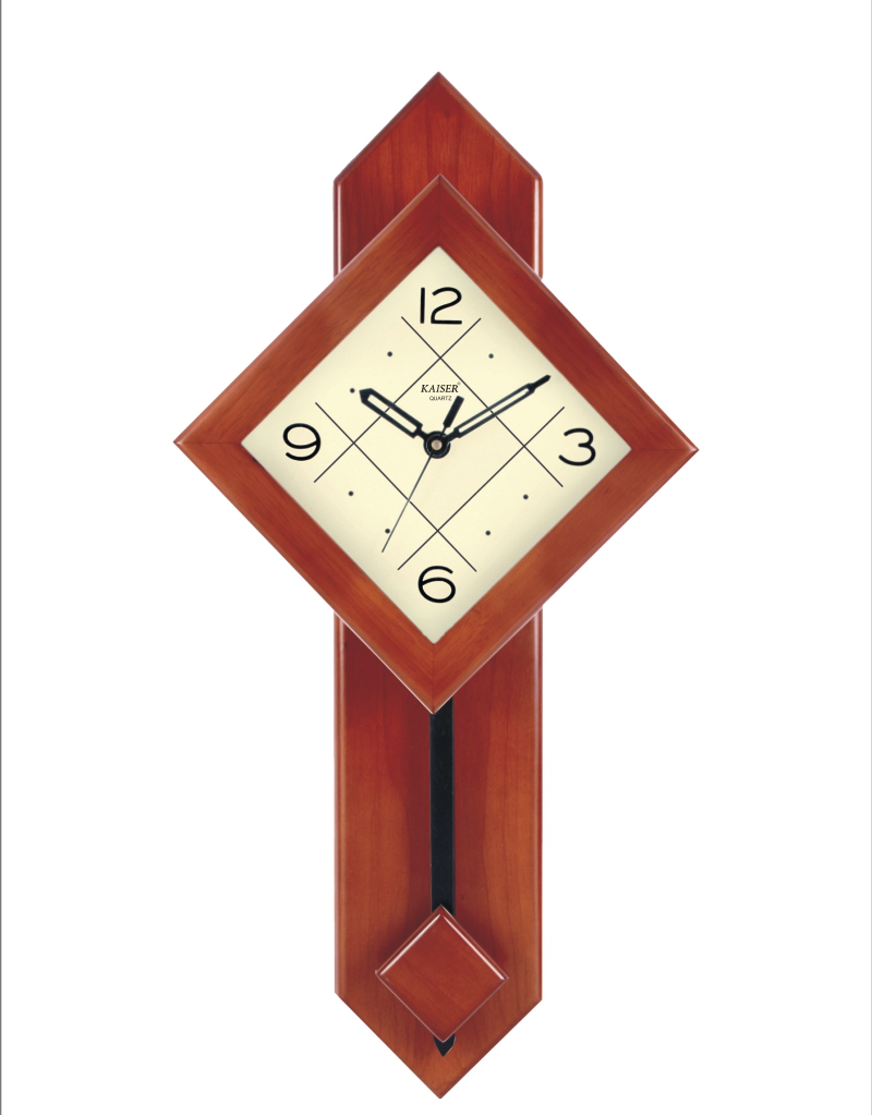 Wooden Premium Clocks Samay Quartz Dealers In Wall